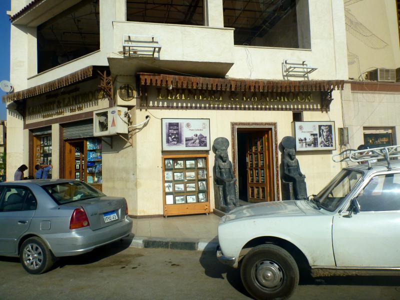 Lehnert And Landrock Bookstore, Cairo