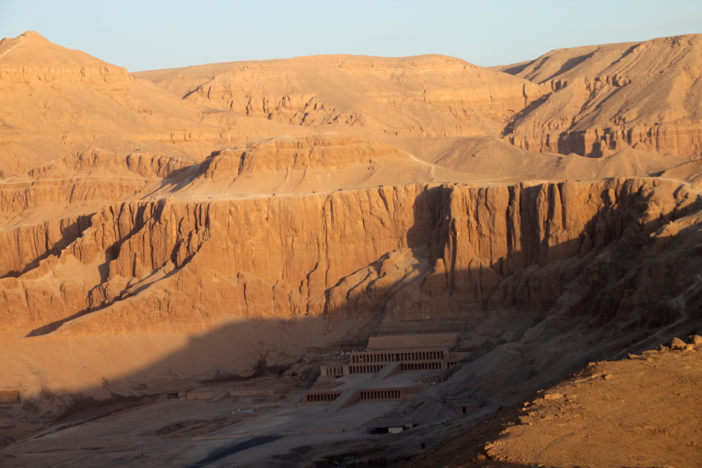 Queen Hapshepsut's Temple