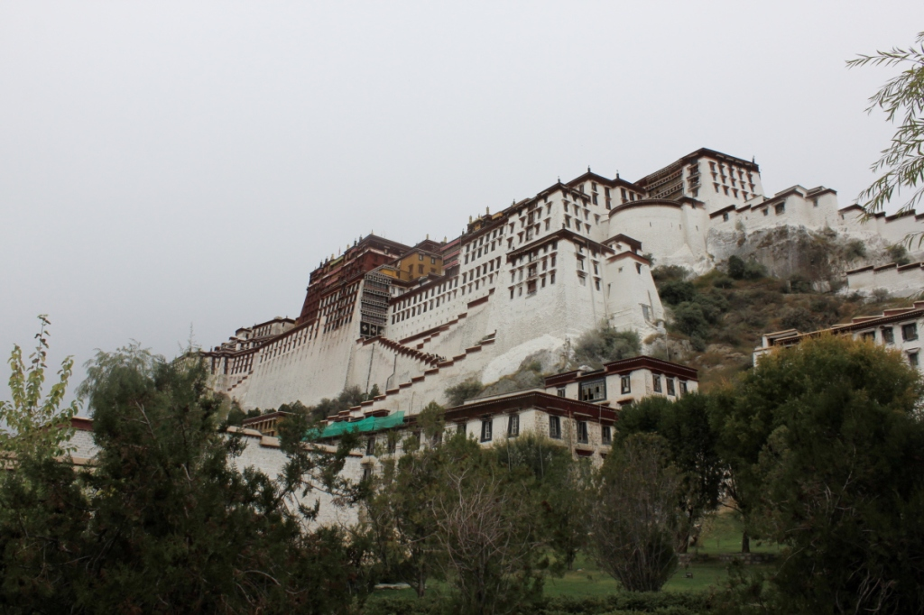 Another Potala view