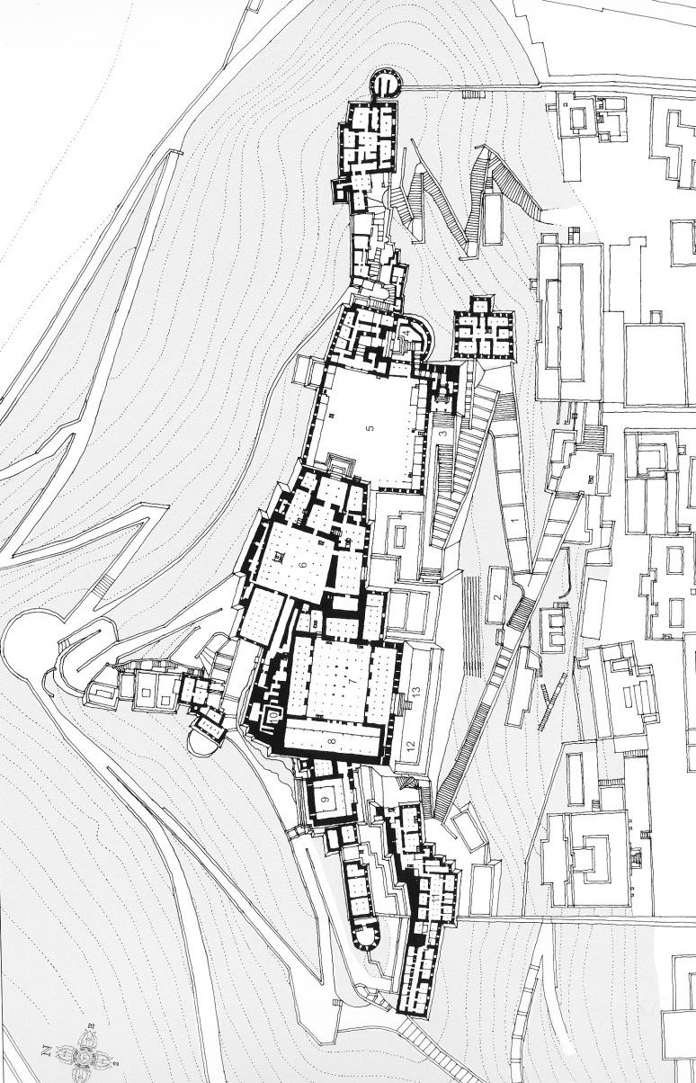 Potala Floor Plan